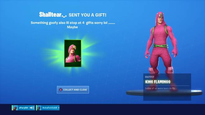 Fortnite: Battle Royale - Okay, ShallTear is too pure for this world 😭✨ image 3