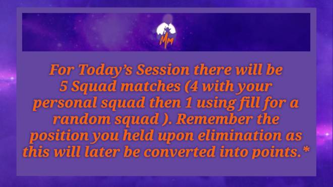 Fortnite: Promotions - MM-64 Spark Event Information : Squad Sessions ⛽️🔮〽️〽️  image 5