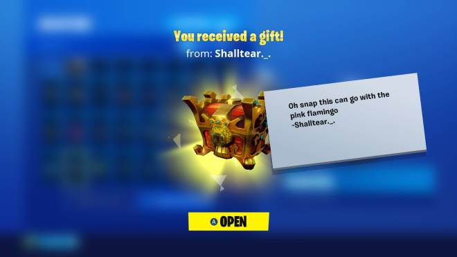 Fortnite: Battle Royale - Okay, ShallTear is too pure for this world 😭✨ image 4