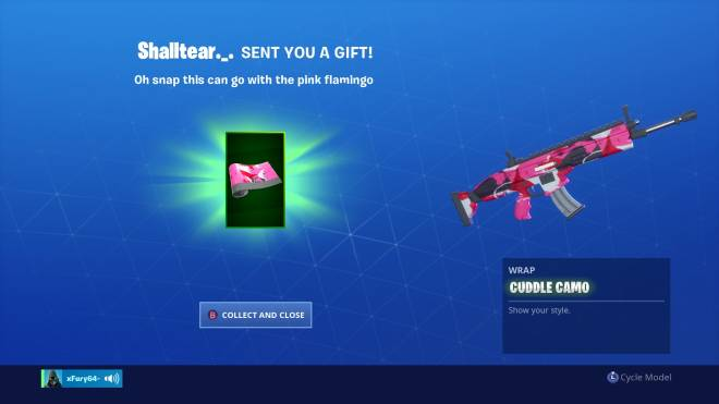 Fortnite: Battle Royale - Okay, ShallTear is too pure for this world 😭✨ image 5