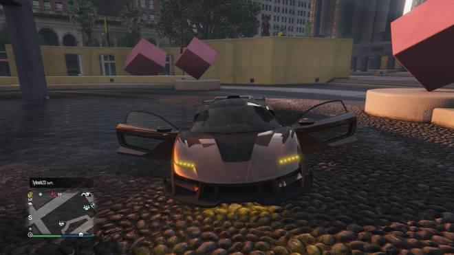 GTA: General - My favorite car in the game🥵😍 #EMERUS image 1