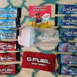 My G Fuel mini haul!