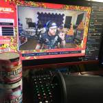 Who else is watching the 48 Hour G Fuel stream on Twitch? 👀🔥