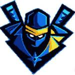 This is da ninja logo