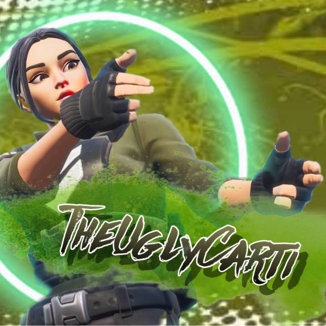 Fortnite: Battle Royale - Edit created for Carti from his Waypoint Shots 💜🥰 image 2