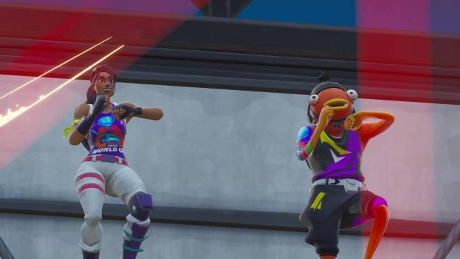 Fortnite: Battle Royale - World Cup Duo (feat. QueenMari2x as FishStick) 🏆✨❗ image 10