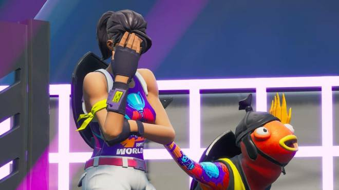 Fortnite: Battle Royale - World Cup Duo (feat. QueenMari2x as FishStick) 🏆✨❗ image 8