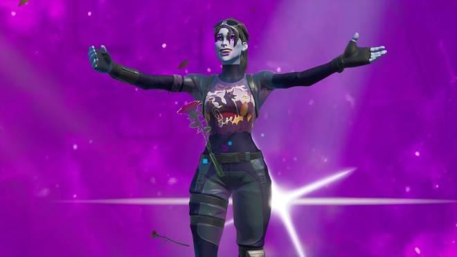 Fortnite: Battle Royale - Dark Bomber Showcase 💜🥰✨ image 1
