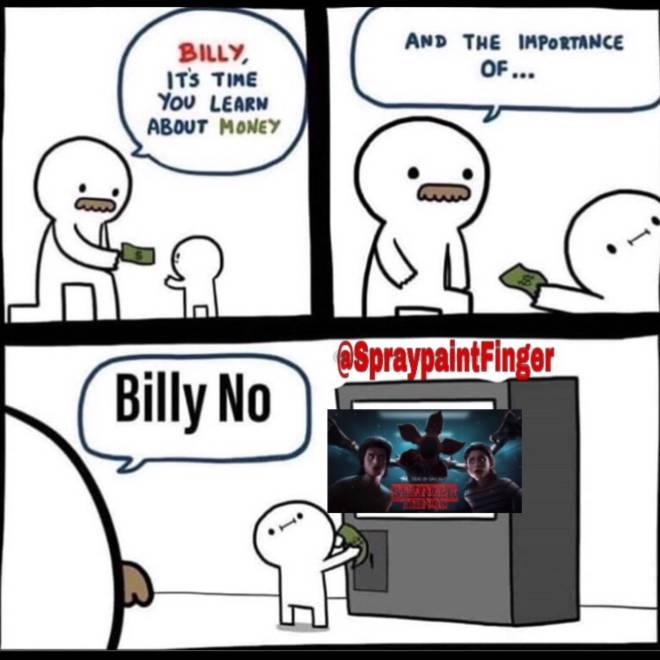 Dead by Daylight: Memes - BILLY NOOO!  image 1