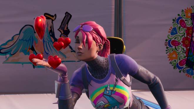 Fortnite: Battle Royale - Sunshine and Rainbows... 🌈💕✨ (Brite Bomber Showcase) image 13