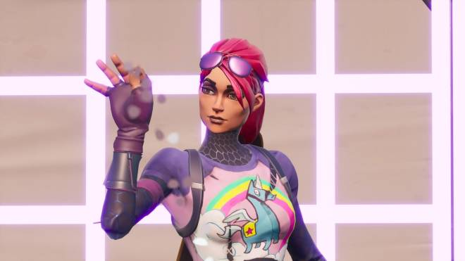Fortnite: Battle Royale - Sunshine and Rainbows... 🌈💕✨ (Brite Bomber Showcase) image 9