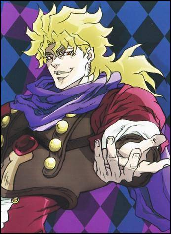 Entertainment: Animations - Any character what look like this are assholes  (JoJo edition) image 2