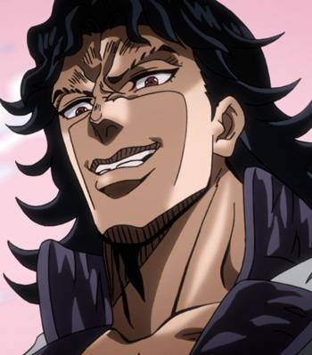 Entertainment: Animations - Any character what look like this are assholes  (JoJo edition) image 3