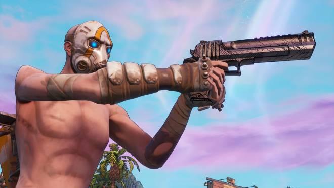 Fortnite: Battle Royale - A psycho Showcase  image 8