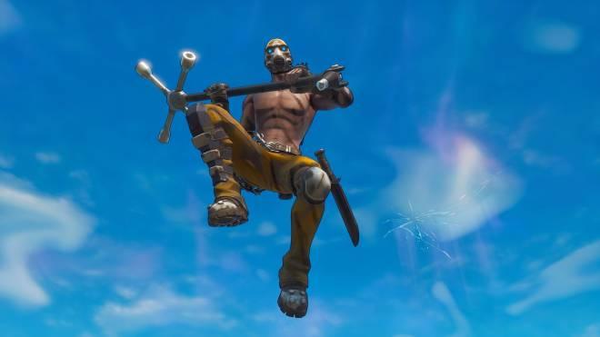 Fortnite: Battle Royale - A psycho Showcase  image 4
