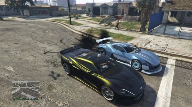 GTA: General - Didnt go how he thought it was going to go😂🚗💨  Like I said before who wants to race ?👀 image 1