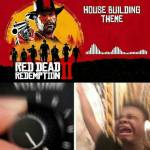This song was definitely amazing! (RDR2 Meme)