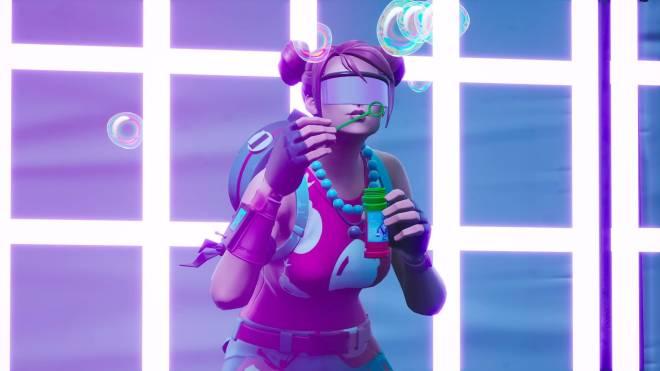 Fortnite: Battle Royale - Just blowing bubbles... 💕✨❗(Bubble Bomber Showcase)  image 7