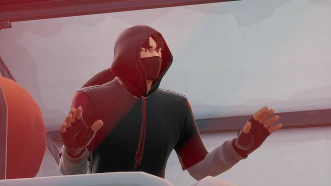 Fortnite: Battle Royale - The center of everyone's attention... 🎤✨❗(Ikonik Showcase)  image 7