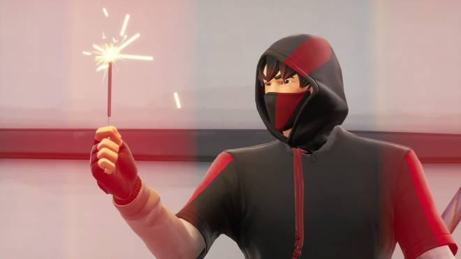 Fortnite: Battle Royale - The center of everyone's attention... 🎤✨❗(Ikonik Showcase)  image 9