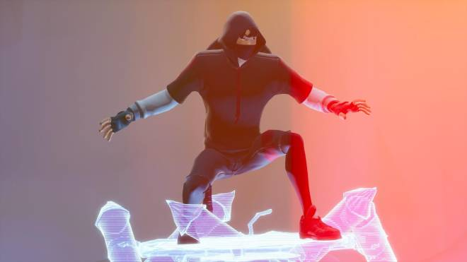 Fortnite: Battle Royale - The center of everyone's attention... 🎤✨❗(Ikonik Showcase)  image 19