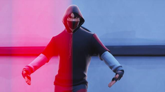 Fortnite: Battle Royale - The center of everyone's attention... 🎤✨❗(Ikonik Showcase)  image 3