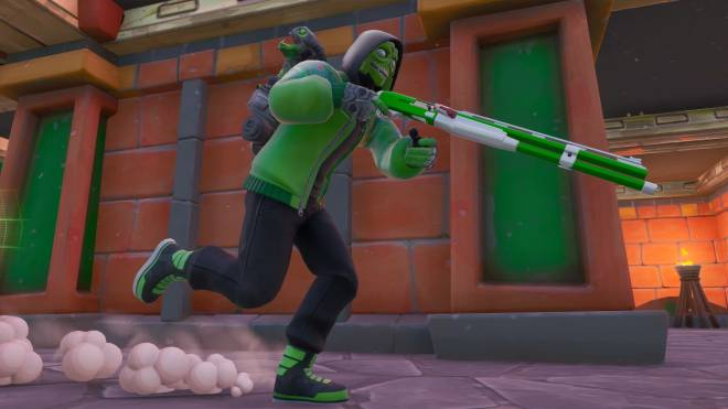 Fortnite: Battle Royale - Combo Of The Day : _Komodo.64 🛐❇️🦎 image 7