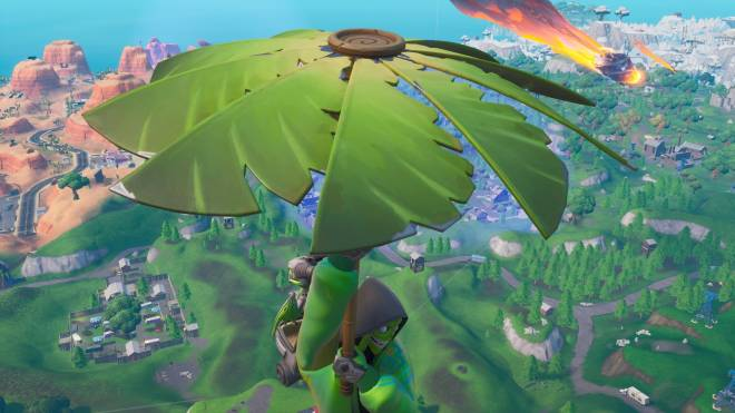 Fortnite: Battle Royale - Combo Of The Day : _Komodo.64 🛐❇️🦎 image 5