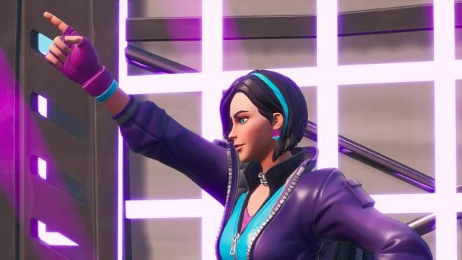 Fortnite: Battle Royale - Futuristic Popstar 🤩💕✨(Rox Showcase)  image 11