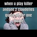Claudette evil incarnate