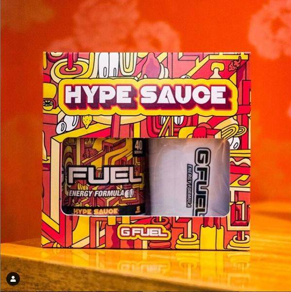 """G Fuel: General - Who's """"HYPED"""" for Hype Sauce??? image 2"""
