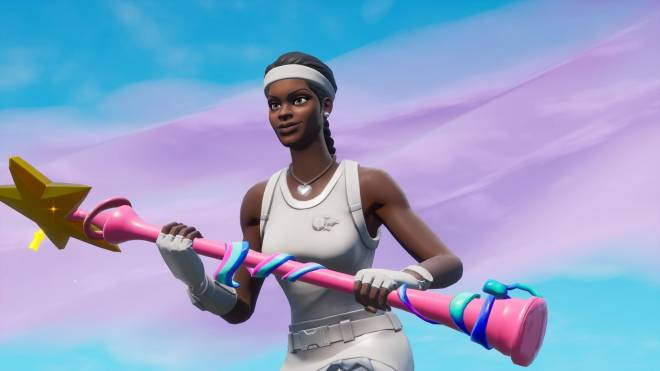 Fortnite: Battle Royale - Tennis, anyone? 🎾💕✨(Match Point Showcase)  image 3