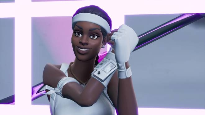 Fortnite: Battle Royale - Tennis, anyone? 🎾💕✨(Match Point Showcase)  image 16