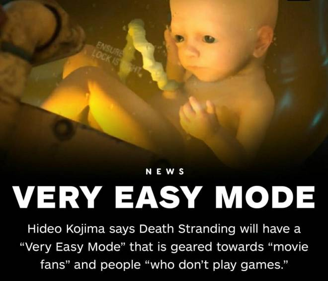 Death Stranding: General - This is very interesting  image 1
