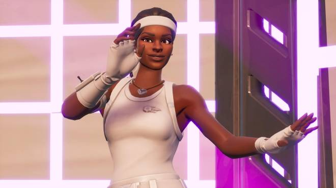 Fortnite: Battle Royale - Tennis, anyone? 🎾💕✨(Match Point Showcase)  image 10