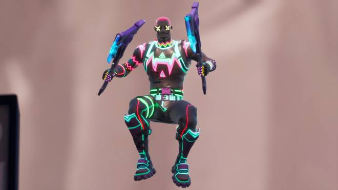 Fortnite: Battle Royale - Combo Of The Day #2 : _NeonBlade.64 🛐🚦⚔️ image 12