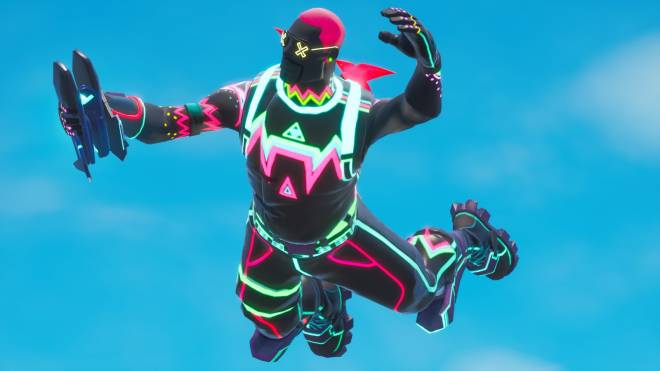 Fortnite: Battle Royale - Combo Of The Day #2 : _NeonBlade.64 🛐🚦⚔️ image 9