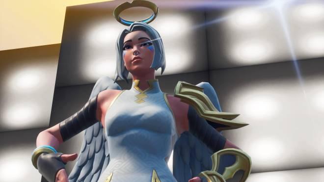 Fortnite: Battle Royale - Guardian Angel... 🛐👼💕(Ark Showcase)  image 5