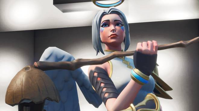 Fortnite: Battle Royale - Guardian Angel... 🛐👼💕(Ark Showcase)  image 10