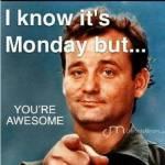 Happy Monday 👋