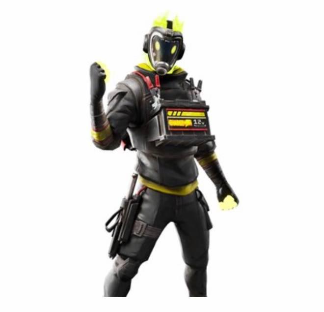 Fortnite: Battle Royale - All leaked skins  image 8