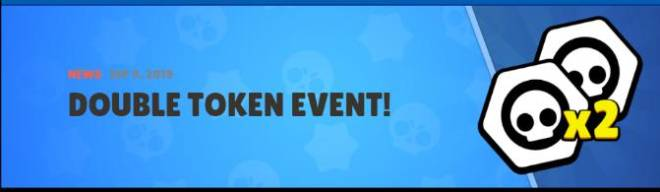 Brawl Stars: General - Double Token Event Very Interesting isn't it??? image 2