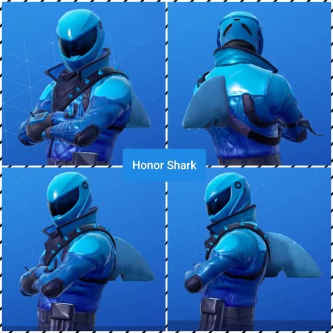 Fortnite: Battle Royale - Honor Shark 🦈 image 2