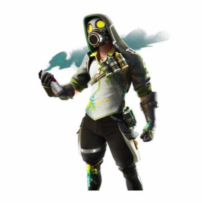 Fortnite: Battle Royale - All leaked skins  image 6