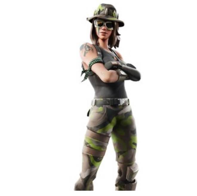 Fortnite: Battle Royale - All leaked skins  image 1