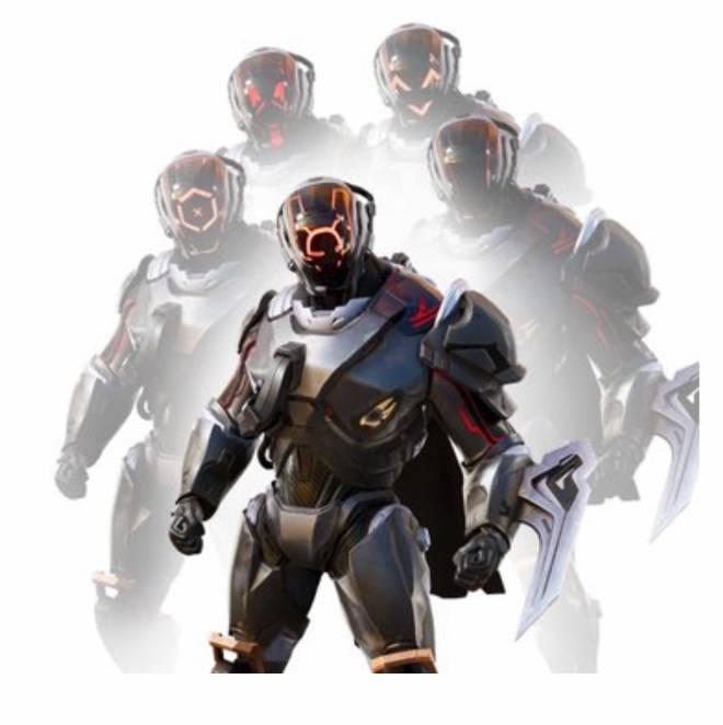 Fortnite: Battle Royale - The visitor 2.0 image 1