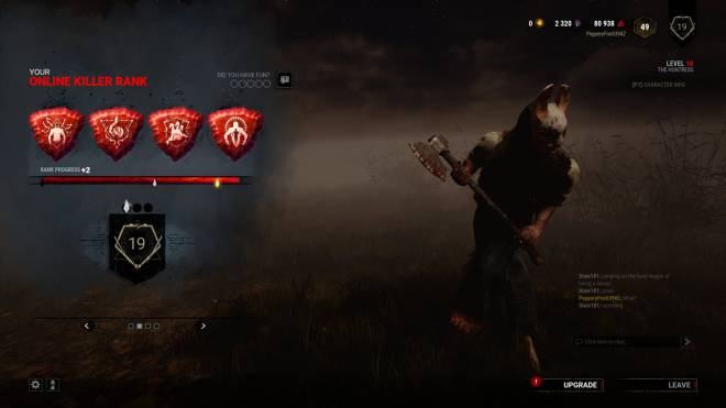 Dead by Daylight: General - I do way better when the survivors try to swarm me. image 1