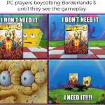 PC Players Claiming They Gonna Boycott This Game 😂🤡