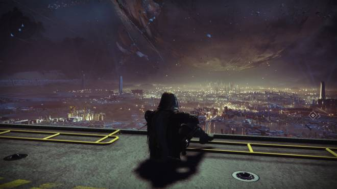 Destiny: General - The City is a great view. image 1