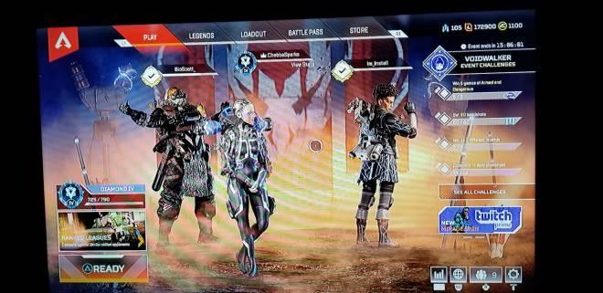 Apex Legends: General - We Made Diamond!  image 2